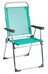 Lafuma Mobilier VICTORIA Camping zitmeubel Sun Glam Batyline turquoise